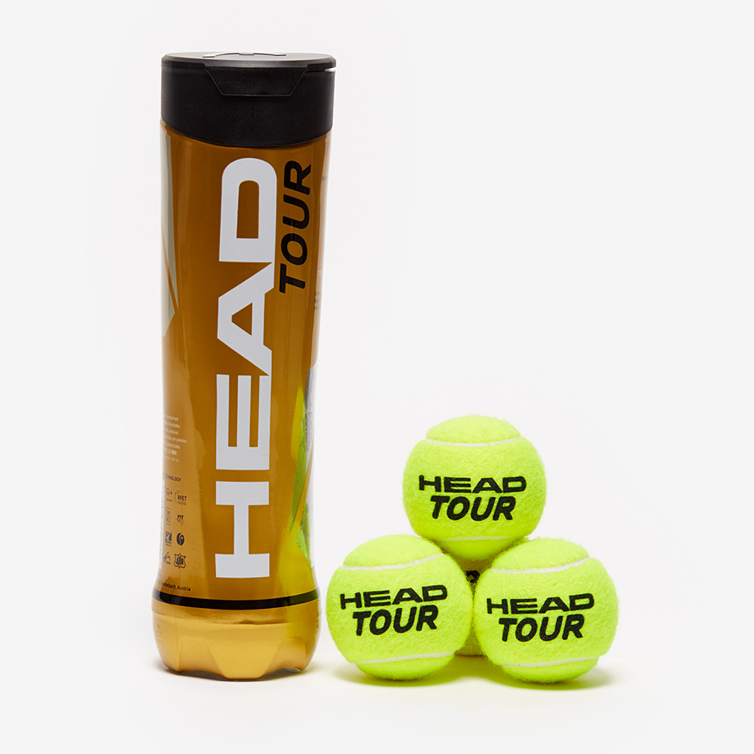 HEAD TOUR BALLS